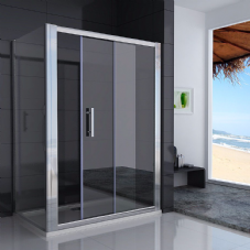 1500MM SLIDING SHOWER DOORS